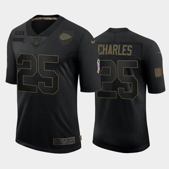 Kansas City Chiefs Jamaal Charles Jersey